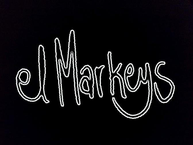 El Markeys hand writing